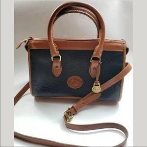 Dooney&Bourke/ AWL vintage satchel purse